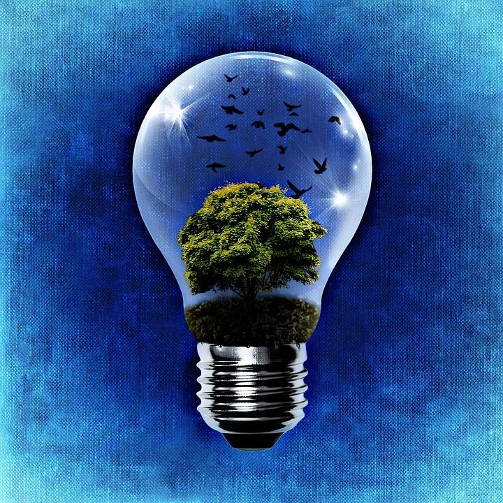 Solar energy is free