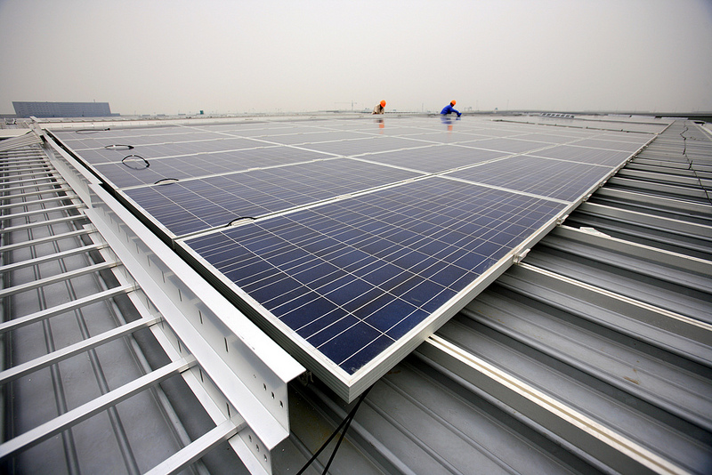 Bsw Offices Amp Showroom Converts To Solar Bsw Roofing