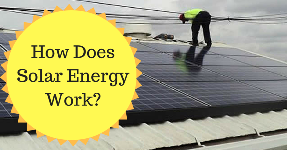 How Does Solar Energy Work Bsw Roofing Solar Amp Air